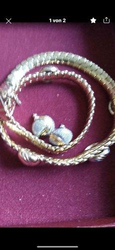 Halskette und Ohrringe aus Nachlass