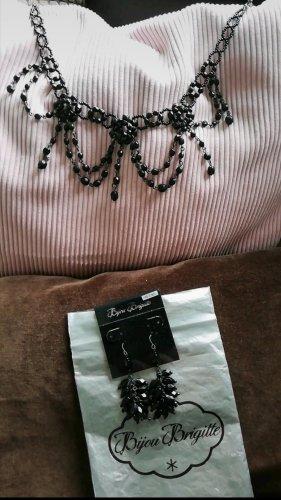 Bijou Brigitte Necklace black