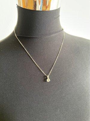 Swarovski Collier argenté