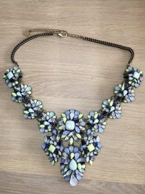 Halskette von Zara Blau