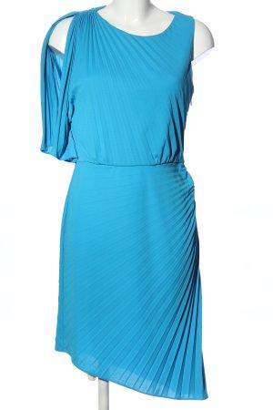 Halston heritage Cocktailkleid blau Elegant