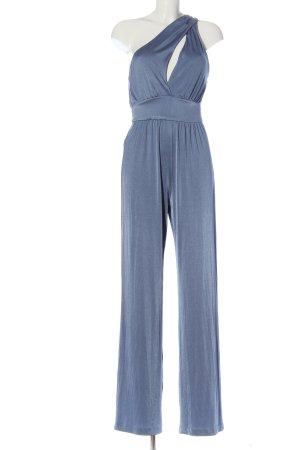 Halston heritage Jumpsuit blau Elegant