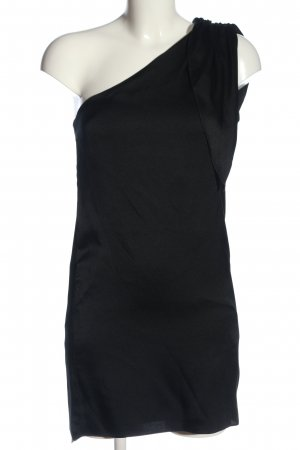 Halston heritage Minikleid schwarz Casual-Look