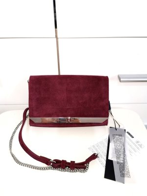 Halston Heritage Port Leather Leder Tasche