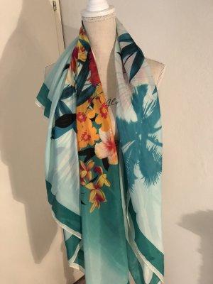 H&M Summer Scarf multicolored