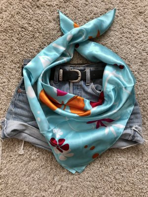 Summer Scarf turquoise-baby blue