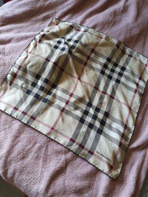 Burberry London Neckerchief sand brown silk