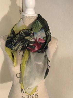 H&M Chal veraniego verde-caqui