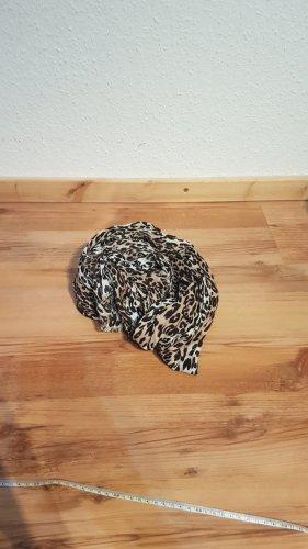 Halstuch mit Leopardenmuster