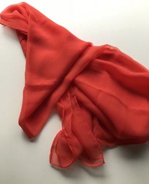 Pieces Neckerchief red