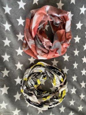 Halstuch Schal 2 Stück s.oliver und Esprit
