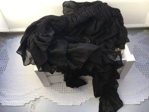 H&M Halsdoek zwart