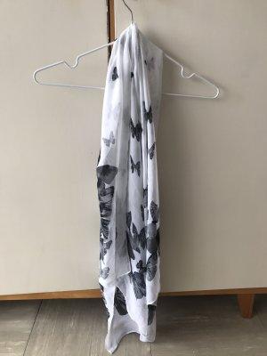 Foulard noir-blanc