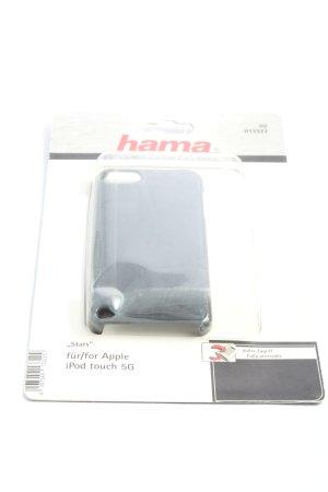 hama Étui pour téléphone portable noir style décontracté