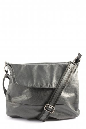 Hamled Hamburg Shoulder Bag light grey casual look