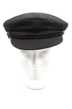 Hammaburg Platte pet zwart casual uitstraling