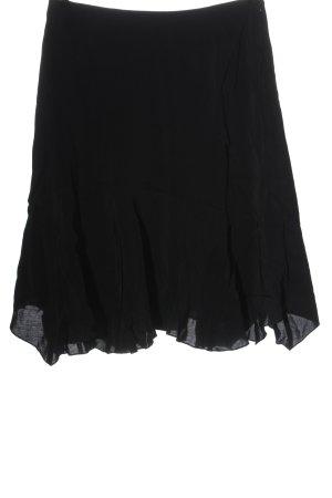 Hammer Flared Skirt black casual look