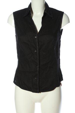 Hammer Shirt Blouse black casual look
