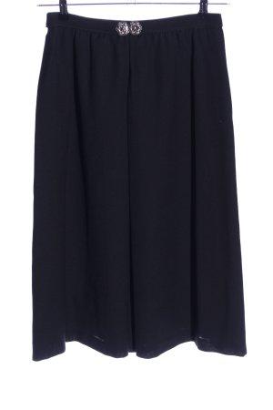 Hammer High Waist Skirt black business style