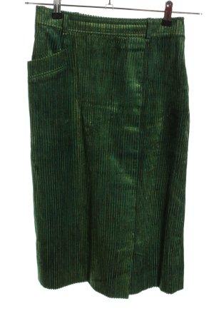 Hammer Midirock grün Casual-Look