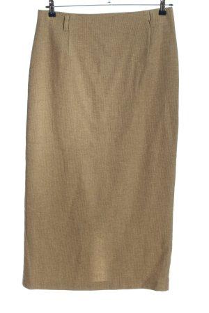 Hammer Spódnica midi brązowy Melanżowy W stylu casual