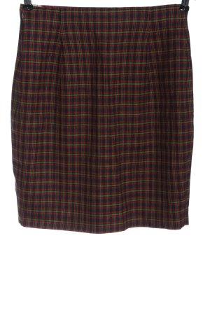 Hammer Miniskirt check pattern casual look