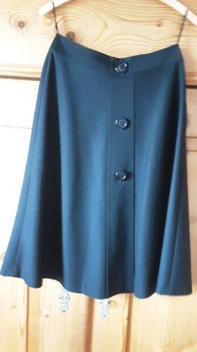 Hammer Flared Skirt black
