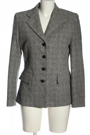 Hammer Knitted Blazer check pattern business style