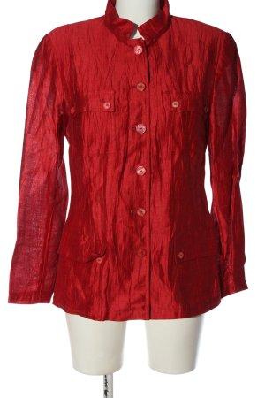 Hammer Between-Seasons Jacket red casual look
