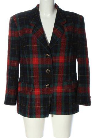 Hammer Wool Blazer check pattern casual look