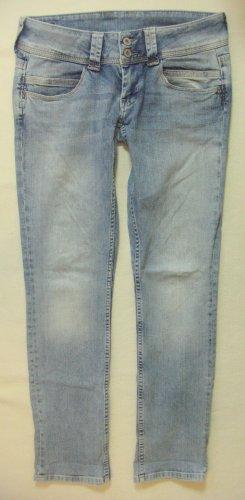 "Hammercoole Hüft-Jeans von PEPE ""Venus""..blue washed..Größe W29/L32, DE 38"
