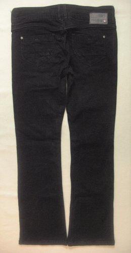Hammercoole Jeans von Timezone Gretatz Bootcut.. black.. Größe W29/ L32, DE 38