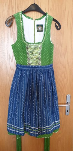 Hammerschmid Dirndl dark blue-green