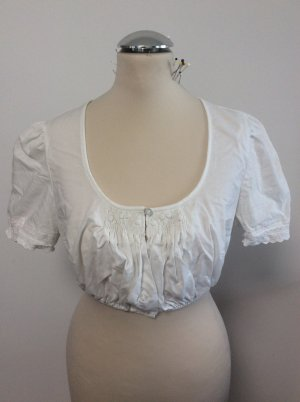Hammerschmid Traditional Blouse white