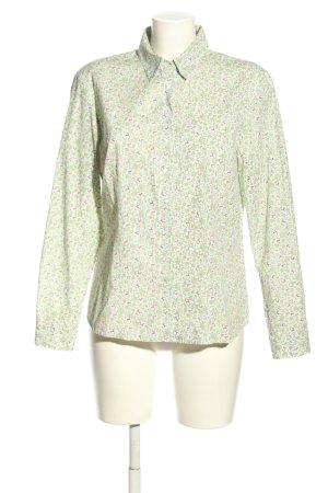 Hammerschmid Long Sleeve Shirt allover print casual look