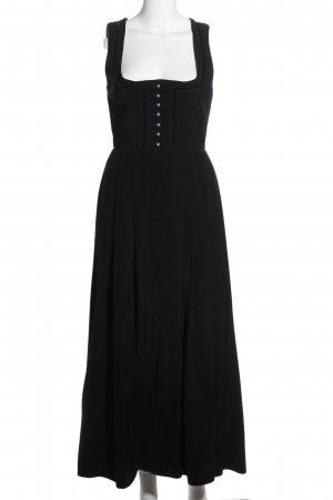 Hammerschmid Maxi abito nero elegante