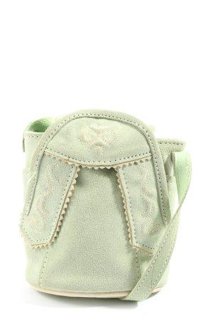 Hammerschmid Minitasje groen elegant