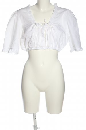 Hammerschmid Traditional Blouse white casual look