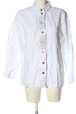 Hammerschmid Camicia tradizionale bianco elegante