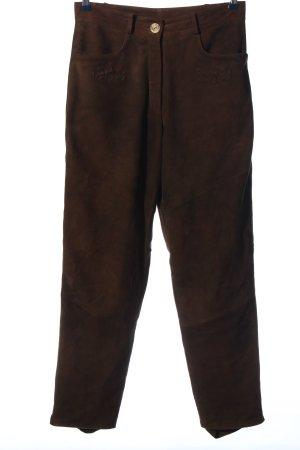 Hammerschmid Pantalon bavarois brun style décontracté