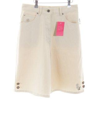 Hammerschmid Pantalon bavarois blanc cassé style décontracté