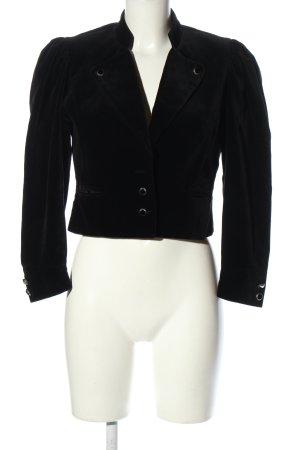 Hammerschmid Giacca tradizionale nero stile casual
