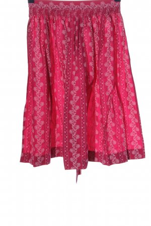 Hammerschmid Traditional Apron pink-white casual look
