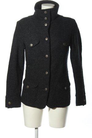 Hammerschmid Wool Jacket black casual look