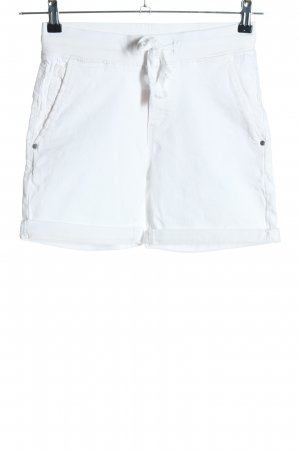 Hand Work Denim Shorts