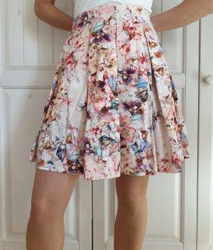 Handmade Midi Skirt multicolored