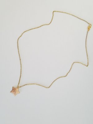 handmade Gold Chain gold-colored