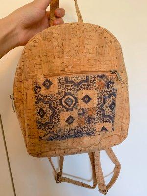 Handgemachte Mini-Rücksack aus Kork