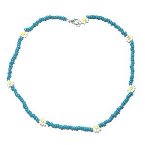 Handgemachte Perlenkette