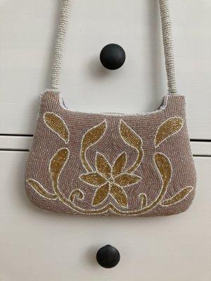 Handgemachte Perlentasche